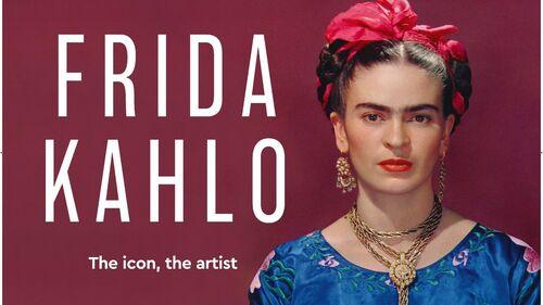 Arts In Cinema: Frida Kahlo