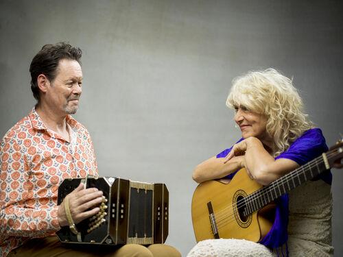 Carel Kraayenhof & Leoni Jansen