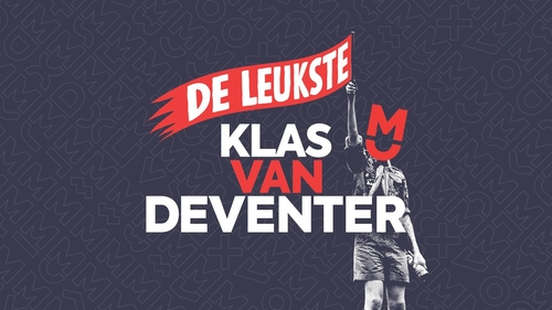 De leukste klas van deventer IS BEKEND