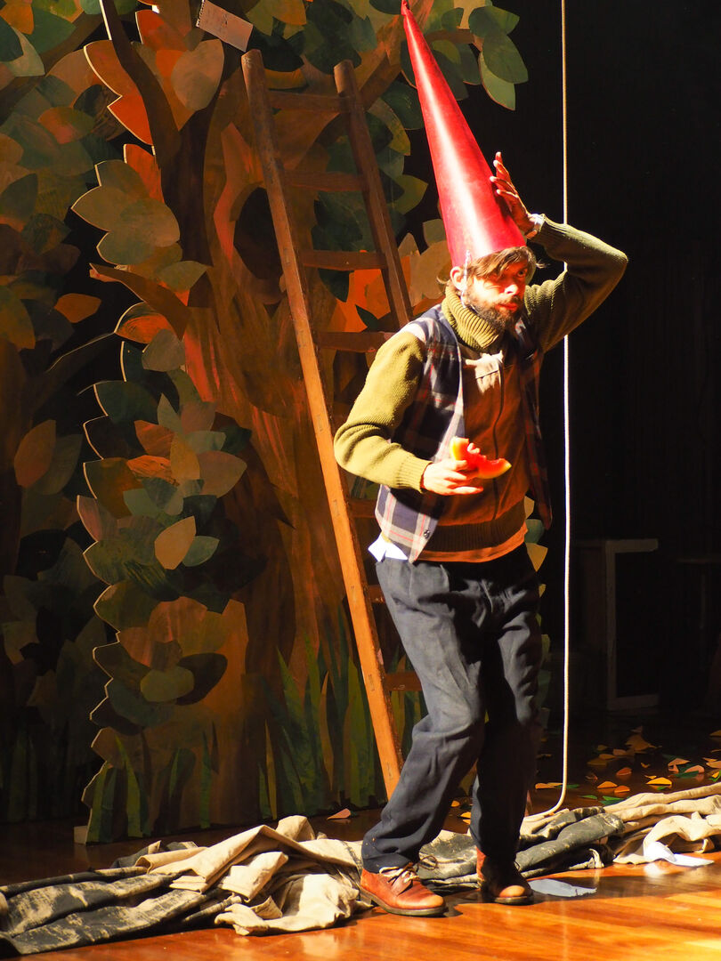 De Theatertroep  |  De Bomen, Het Bos