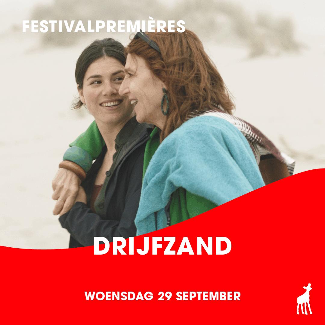 DRIJFZAND | 29 September