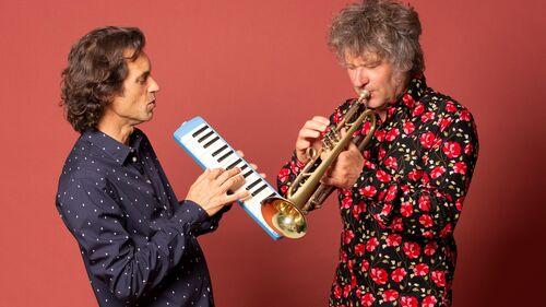 Eric Vloeimans & Juan Pablo Dobal