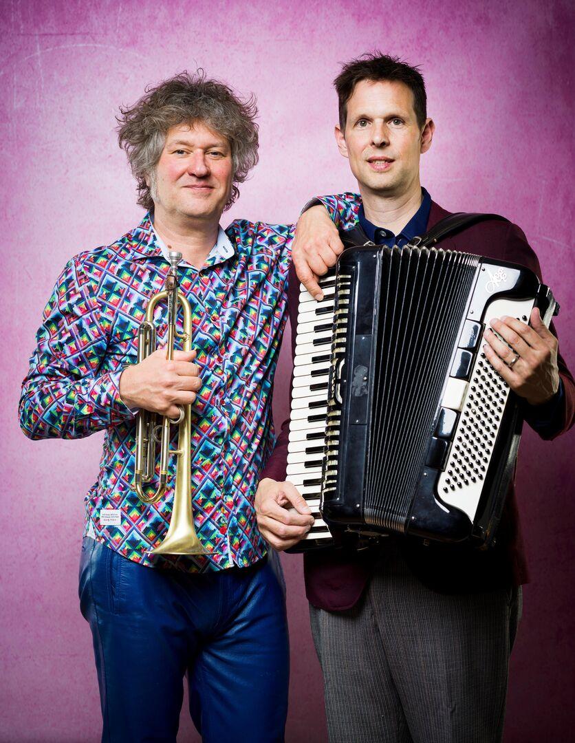 Eric Vloeimans & Will Holshouser