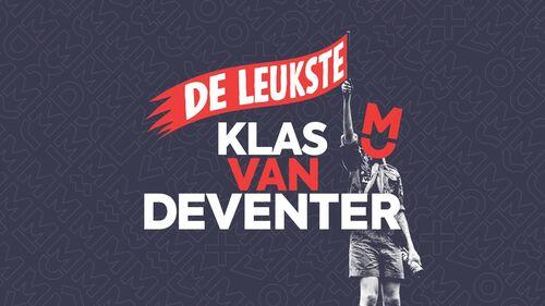 Gezocht: Leukste klas van Deventer