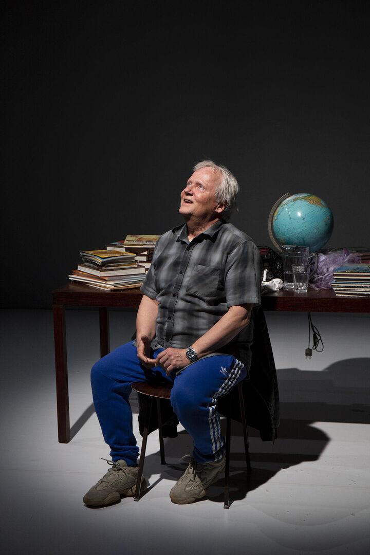Ins Blau Producties  |  Dick van den Toorn