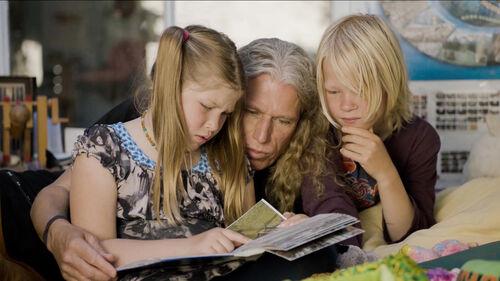 Kinderen van gescheiden ouders 9+