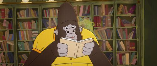 Mijn moeder is een Gorilla 4+