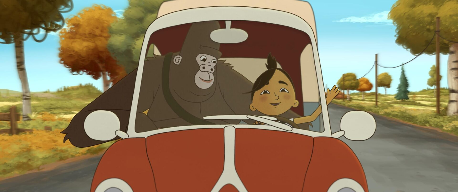 Mijn Moeder is een Gorilla (4+)