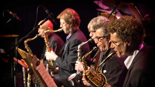 Millennium Jazz Orchestra  |  april