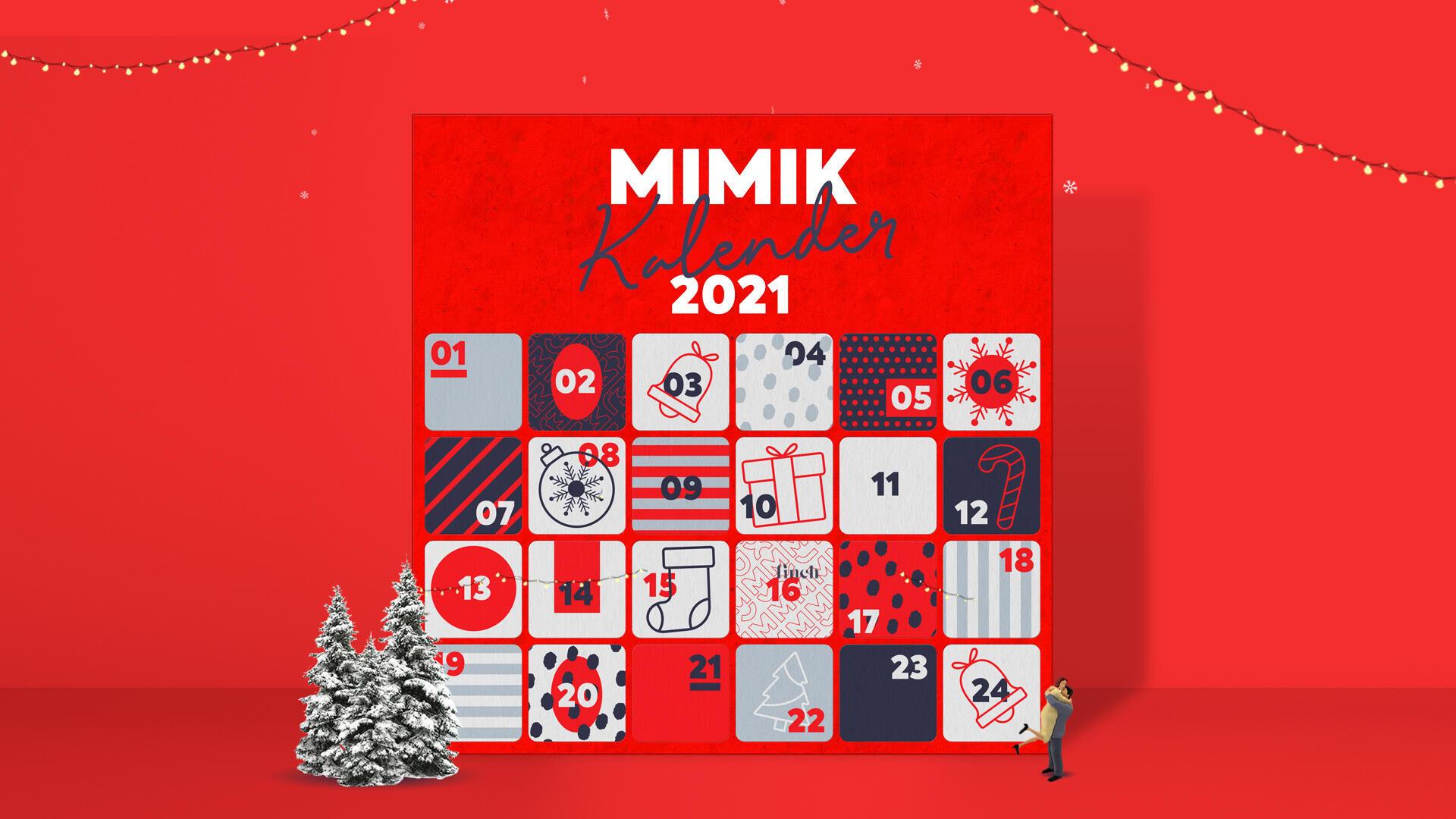 MIMIIK's Adventskalender