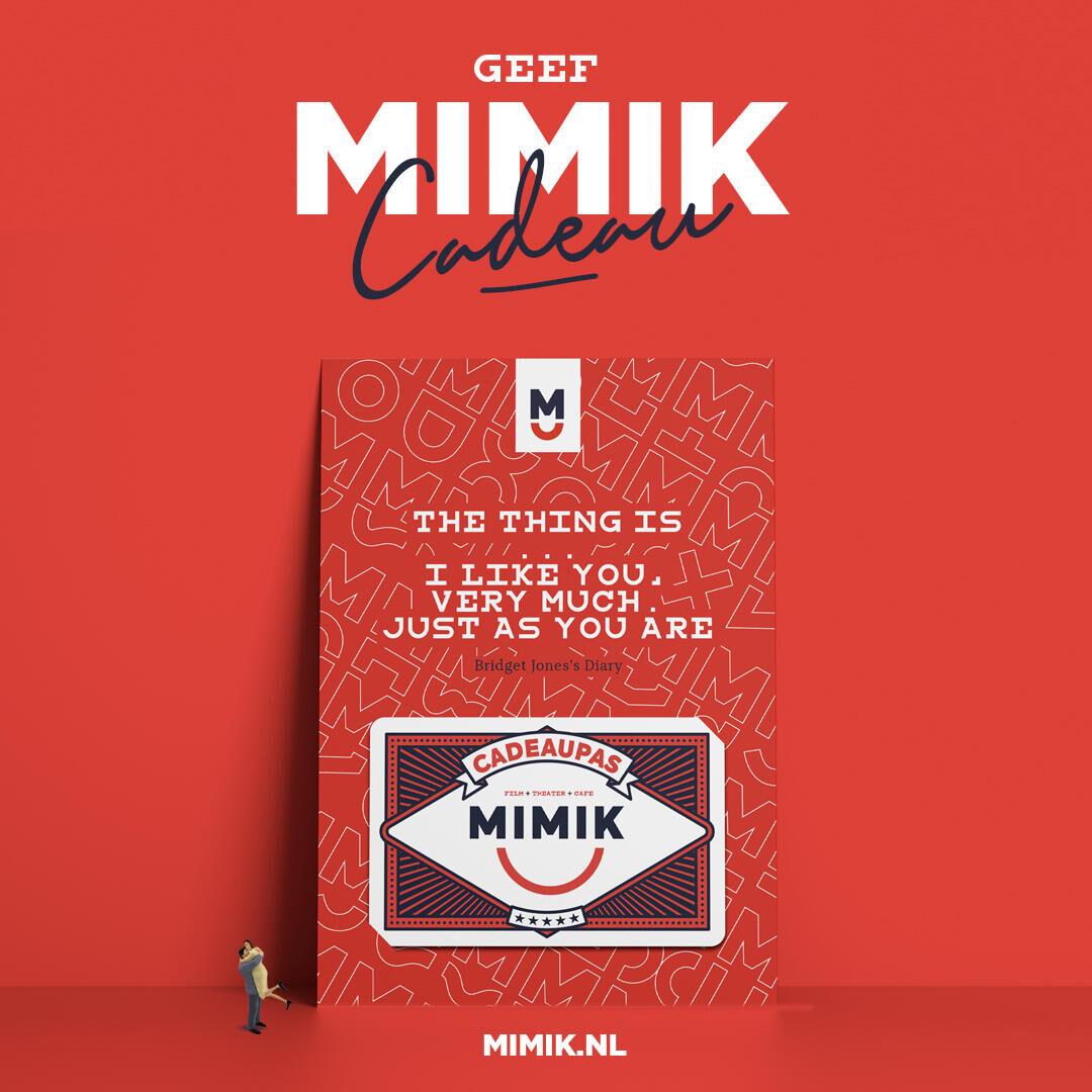 MIMIK Cadeaubon