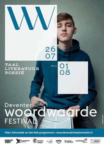 Nieuw: Deventer Woordwaarde Festival