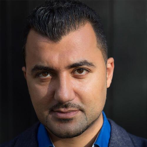 Presentatie  door Özcan Akyol