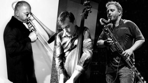 Roland Dahinden | Gareth Davis | Dario Calderone