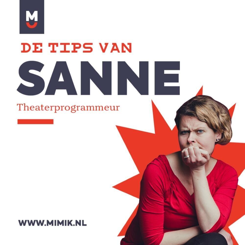 Sanne's theatertips