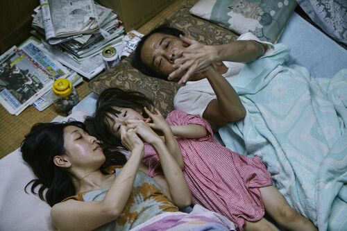 Shoplifters  (with English subtitles)