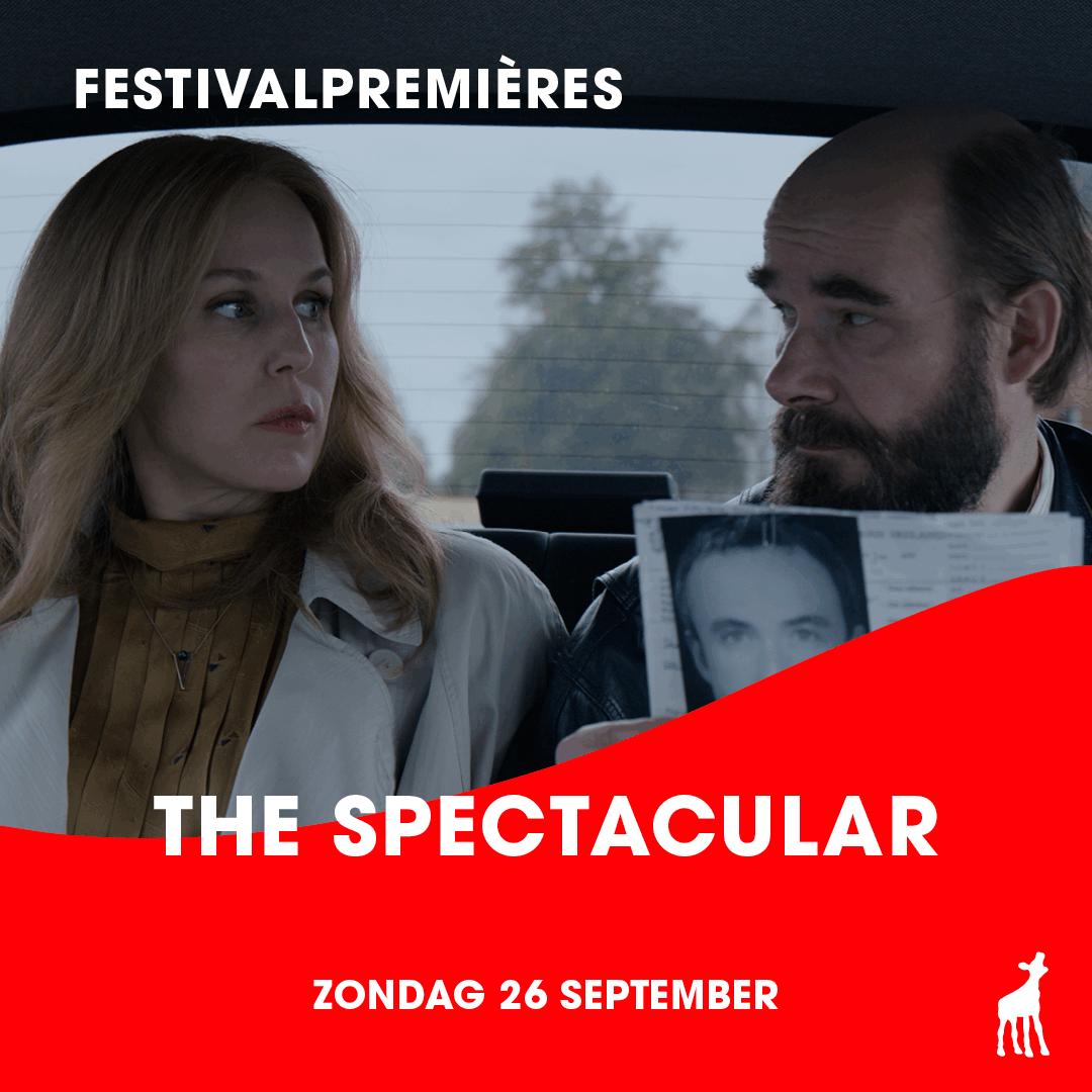 THE SPECTACULAR | 26 September