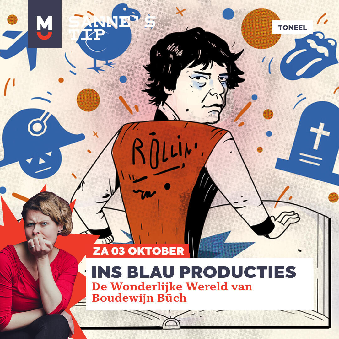 Tip 1! Ins Blau Producties en Dick van den Toorn