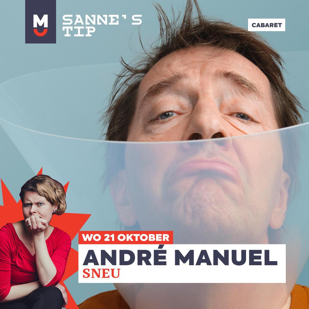 Tip 5! André Manuel