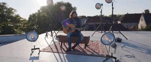 Videoclip met hoofdrol voor Hendrik Jan Bökkers